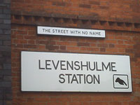 Levenshulme Train Station
