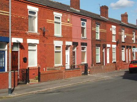 Ewan Street, Gorton
