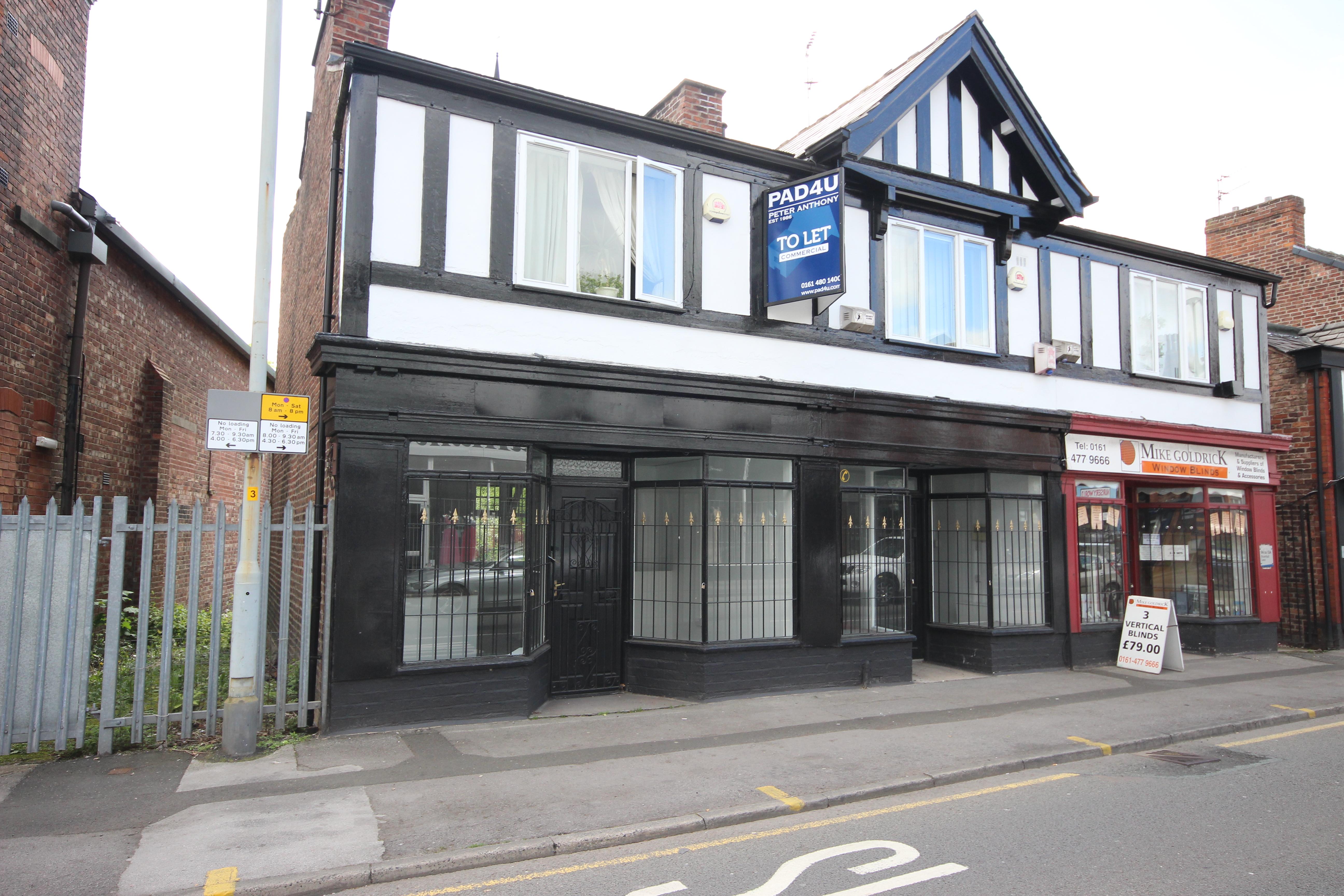 Bramhall Lane, Davenport