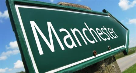 Manchester-sign