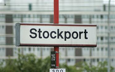 Stockport Sign