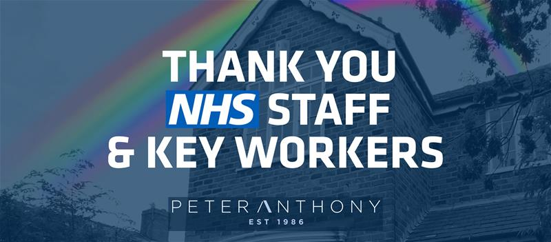 thank you NHS rainbow 2