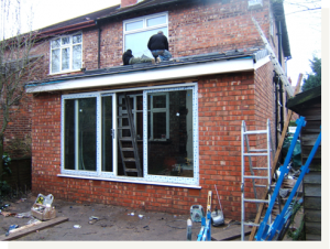extension on house
